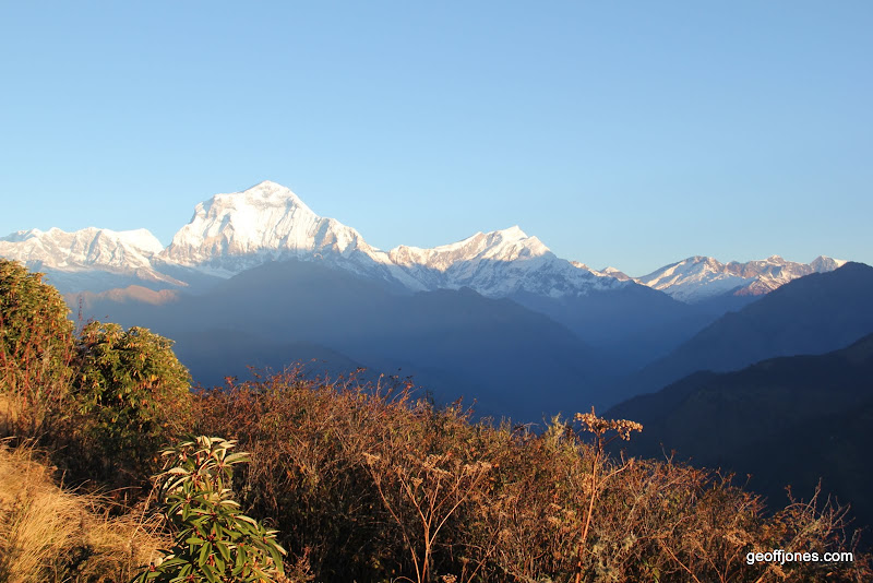 Poon hill trek, Day 3
