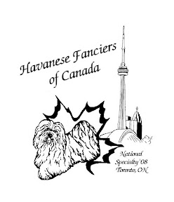 2008 Havanese Fanciers Specialty (Logo)
