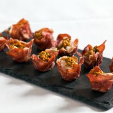 Prosciutto Cups Recipe
