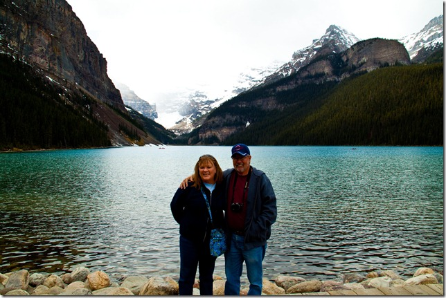 The Kendalls and Lake Louise