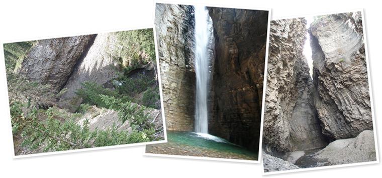 View Hidden Falls
