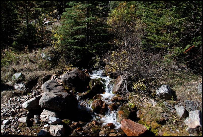 Small Cascade near Moraine Lake