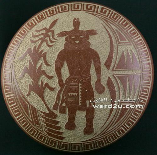 الخزف المكسيكى بين الاصالة والفن والتاريخ