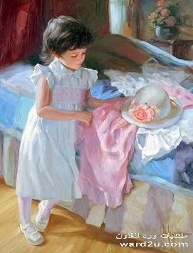 الفنان فلاديمير فوليجوف Vladimir Volegov