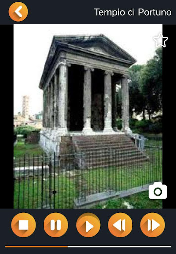 Audio guide Rome Crazy4Art - screenshot