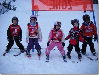 Max, Talia, Linden, Alex, Cody