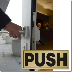 Push-Pull-Door-Signs