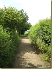 approach to the windmill