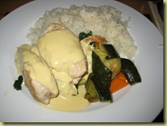 Chicken Djon - dissapointing