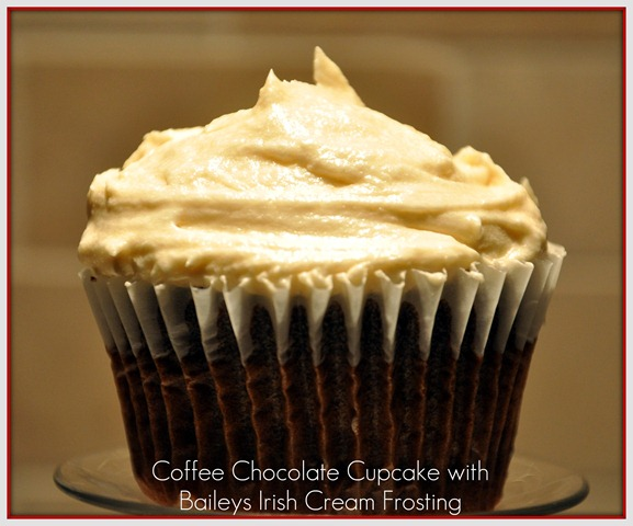 Coffee Chocolate Cupcake