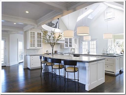 white kitchen kathleen hay desire to decorate  kitchens   double islands  rh   desiretodecorate com