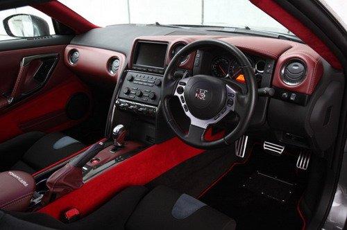 Interior Nissan GT-R