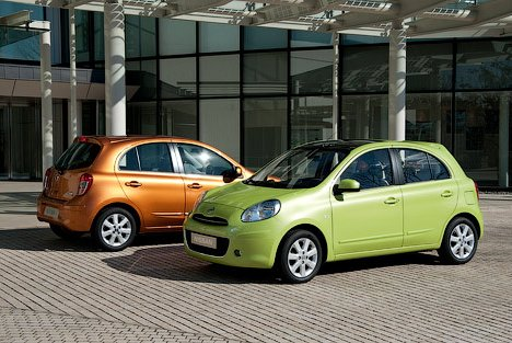 In Geneva Nissan has shown a new Micra