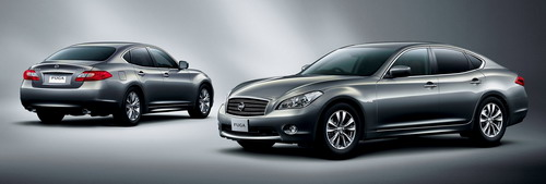 Nissan will show in Tokyo a new Fuga