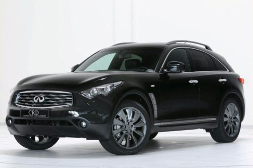 CRD have finished crossover Infiniti FX