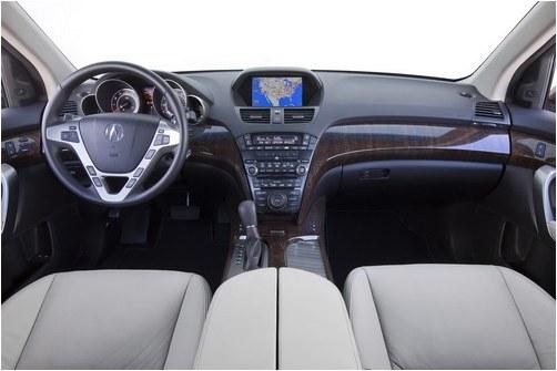 Interior Acura MDX