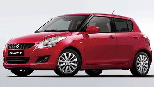 Suzuki has declassified a new Swift