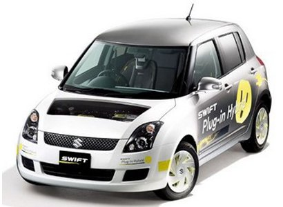 "Hybrid Suzuki Swift: ""Me wait this year..."""