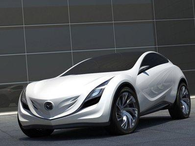 2011 Mazda CX-5 (crossover)