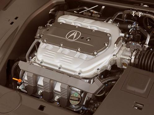 V6 engine