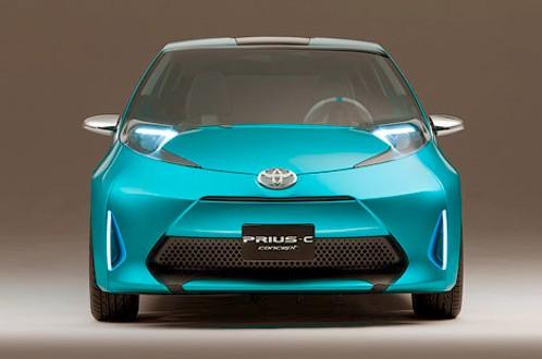 Hybrid Toyota Prius