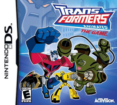 transformersanimated the game