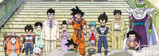 dragon ball z movie shonen