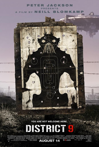 District 9 Movie official website