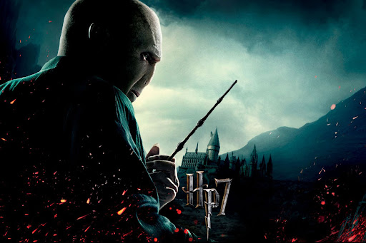 Harry Potter 7 Harry Potter and the Deathly Hallows