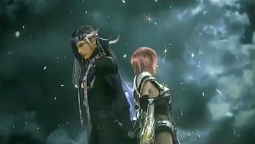 FFXIII-2 2011 2012 Video Game