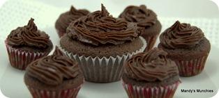 Choc cupcakes iced_mini