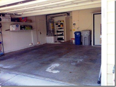 garage inside view