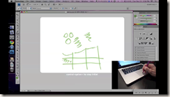 Inklet: Drawing with Pogo Stylus