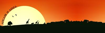 Aukland in Africa