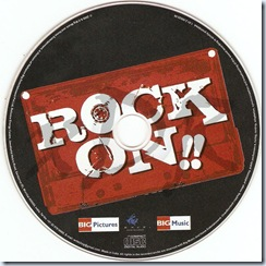 Rock On!!  CD
