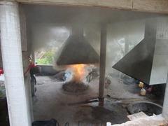 Preparación de la Barbacoa