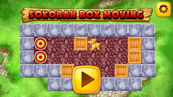Sokoban Box Moving - screenshot