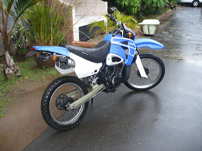 SerayaMotor.com • View topic - Modifikasi Suzuki Trail TS 125