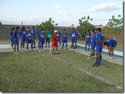 treinos e reunião 021