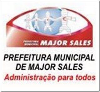 logomarca de major sales