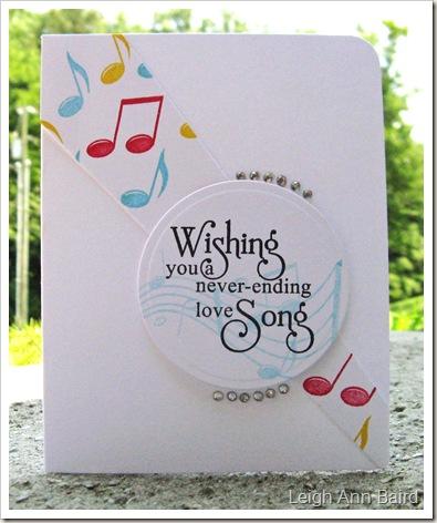 Never-ending love song