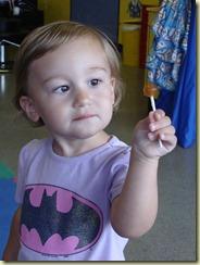 August 2010 - Camryn's first haircut (1)