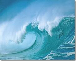 agua oceano
