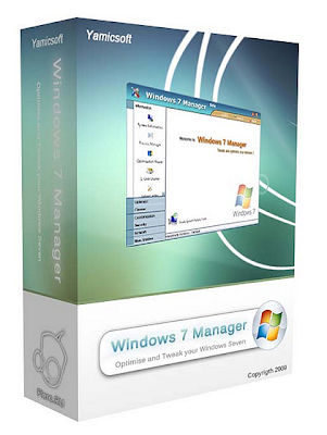 Windows 7 Manager v2.0.2 [Full] 32 y 64 bits