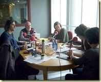 Martín Carril, José María Alfaya, Blanca Casado, María Zozaya, Clara Herrera
