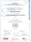 CMC Zertifikat - Michael Kohlfürst