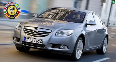 Автомобиль года 2009 в Европе
