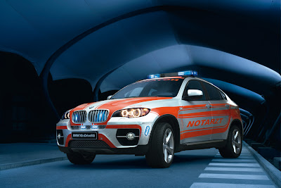 BMW X6 Скорая Помощь