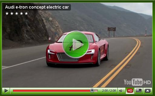 Видео Audi e-tron