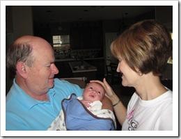 Papa, Ammy & Reid - Week 3